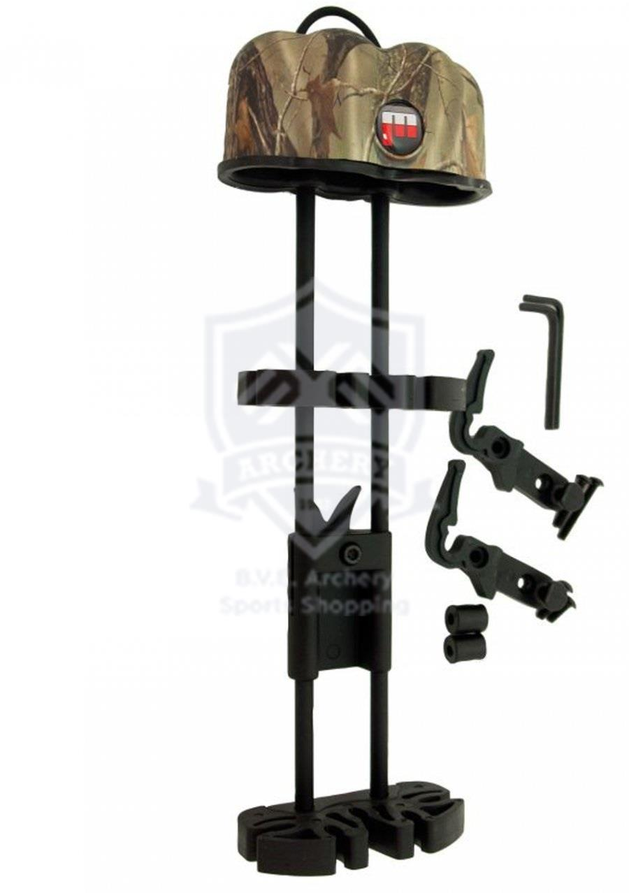 MAXIMAL QUIVERS 5 ARROWS DOUBLE GRIPPER PG CAMO