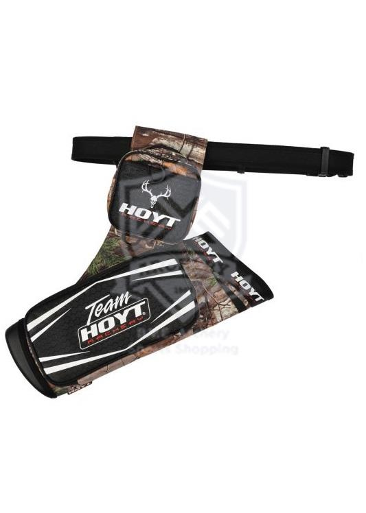 HOYT QUIVER HIP CAMO TEAM RH/LH