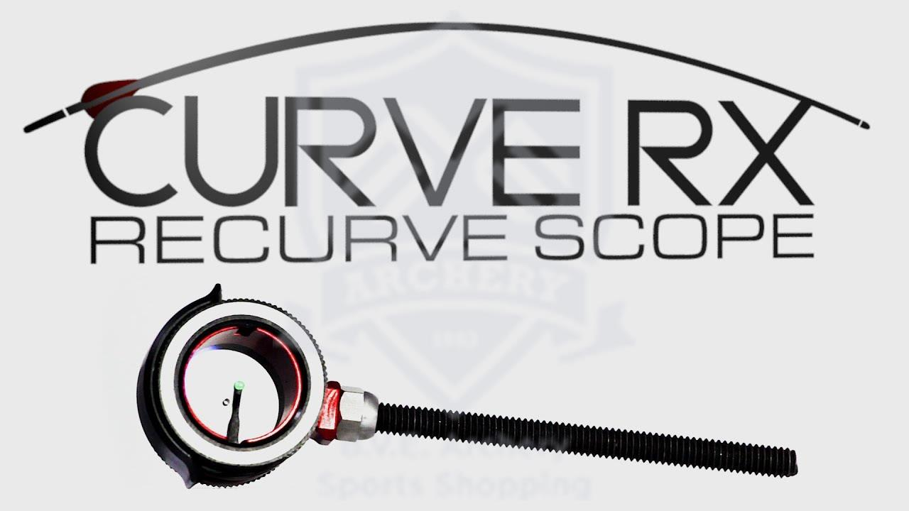 AXCEL SCOPE RECURVE CURVE RX